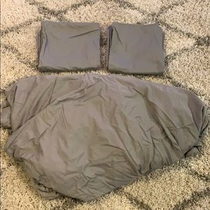 Brooklinen Luxe core fitted sheet & pillowcases